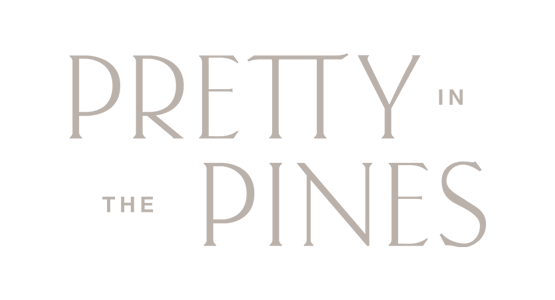 pretty in the pines logo