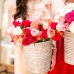 Bouquets & Bubbly Party