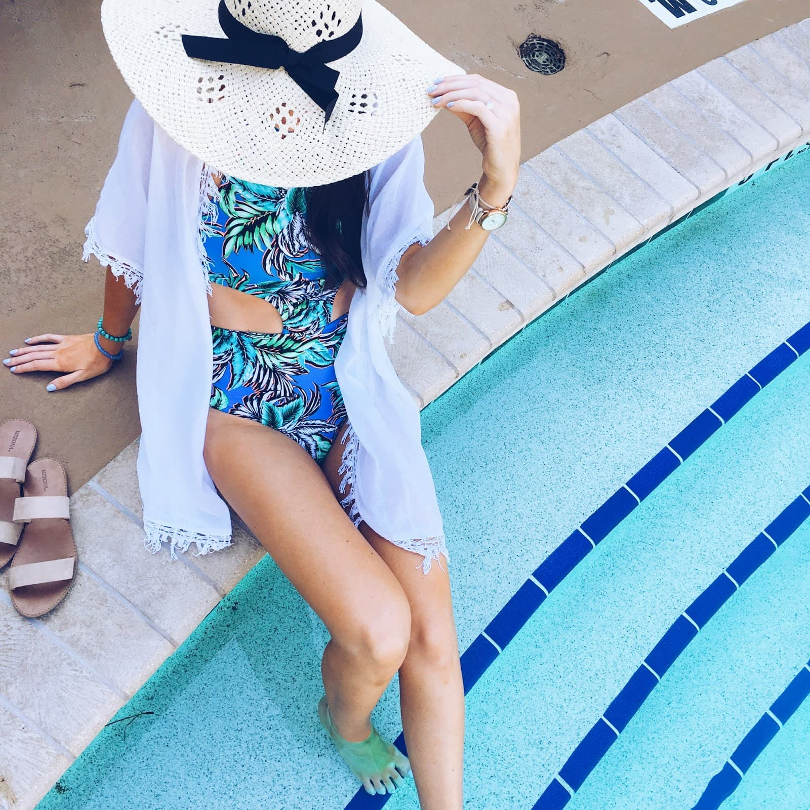 Latest Favorite Swimsuit Finds (and they're not bikinis!)
