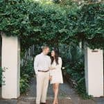 Heather and Jake Photos, Charleston Engagement Session, Pretty in the Pines