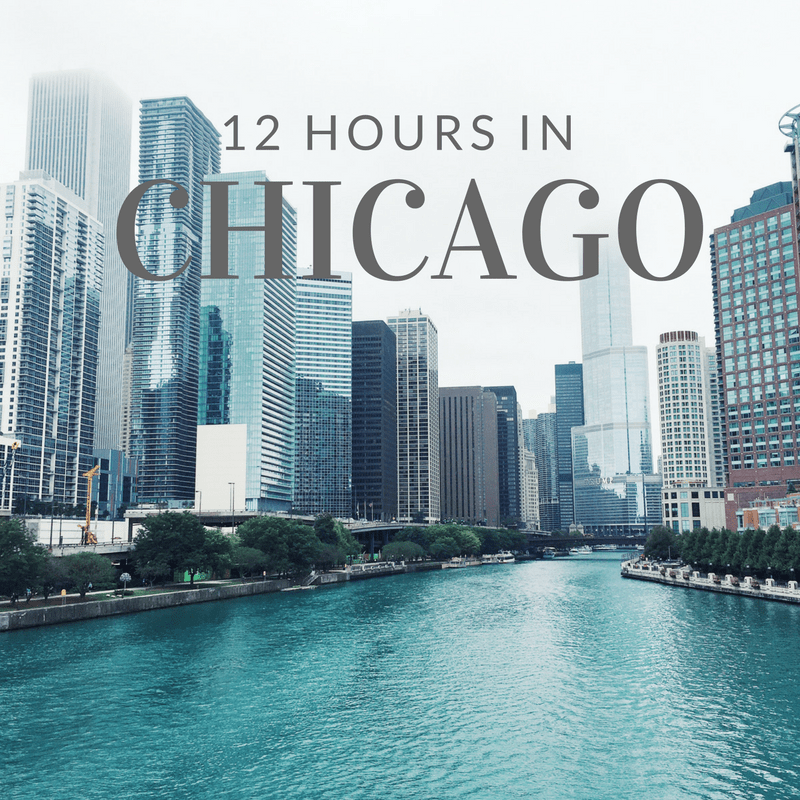 12 Hours in Chicago - A Day Trip Itinerary - Pretty in the Pines