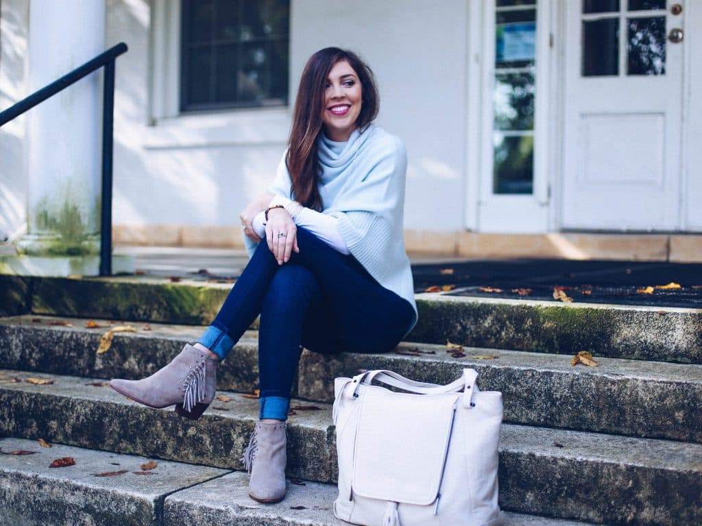 Staying Cozy for Fall with Cameron Village