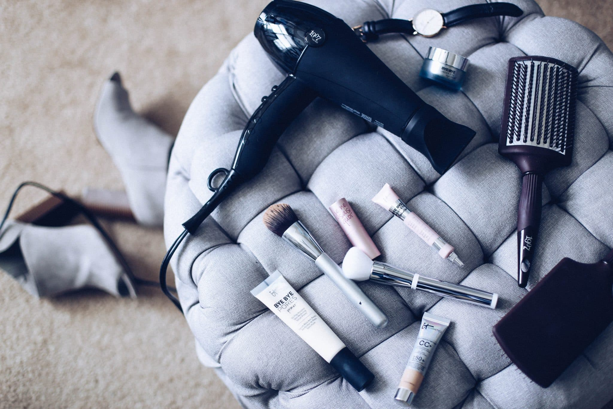 Best Hair Dryer, Favorite Beauty Products, Pretty in the Pines Blog