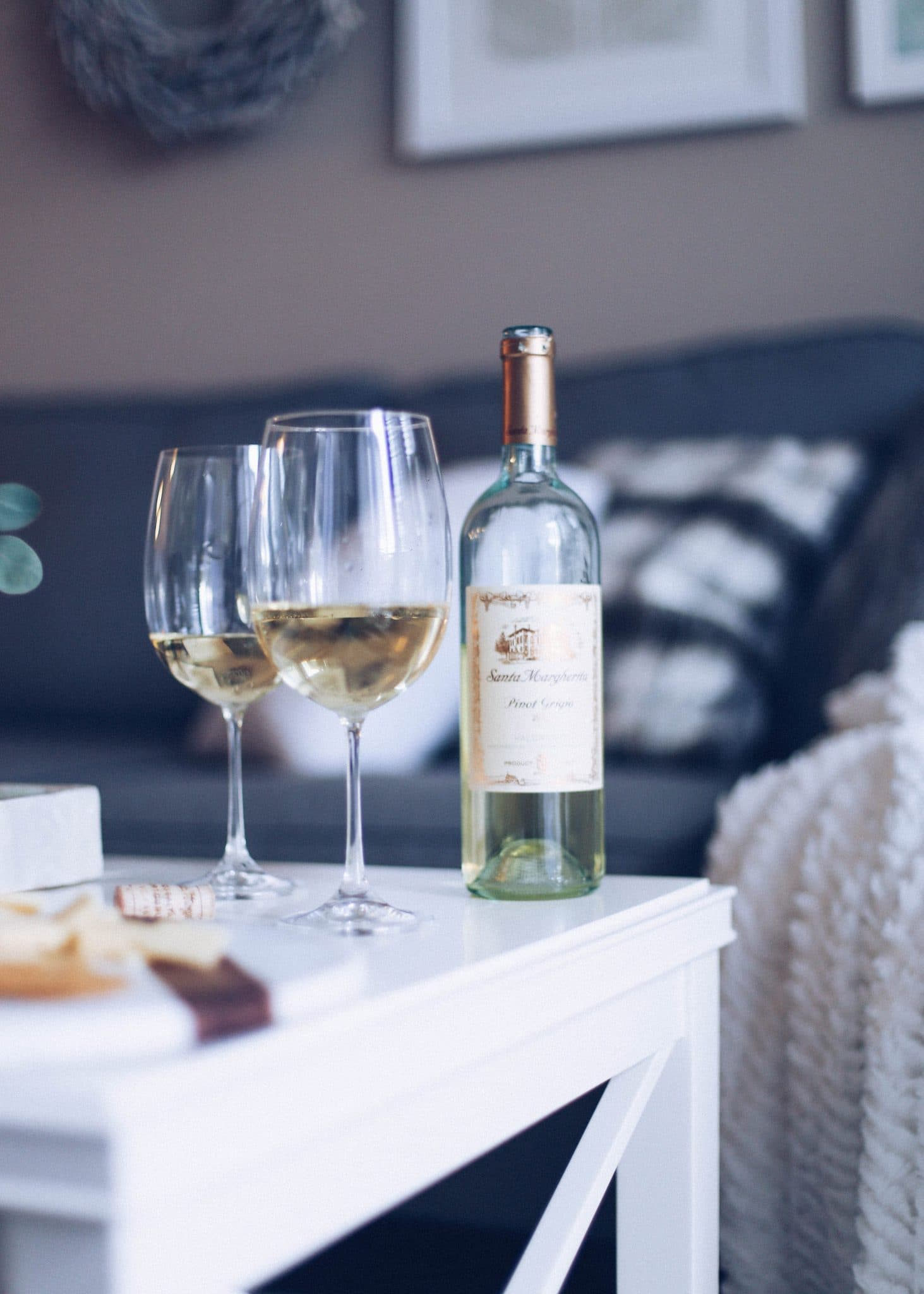 Santa Margherita Wine, Pretty in the Pines Blog, Pinot Grigio