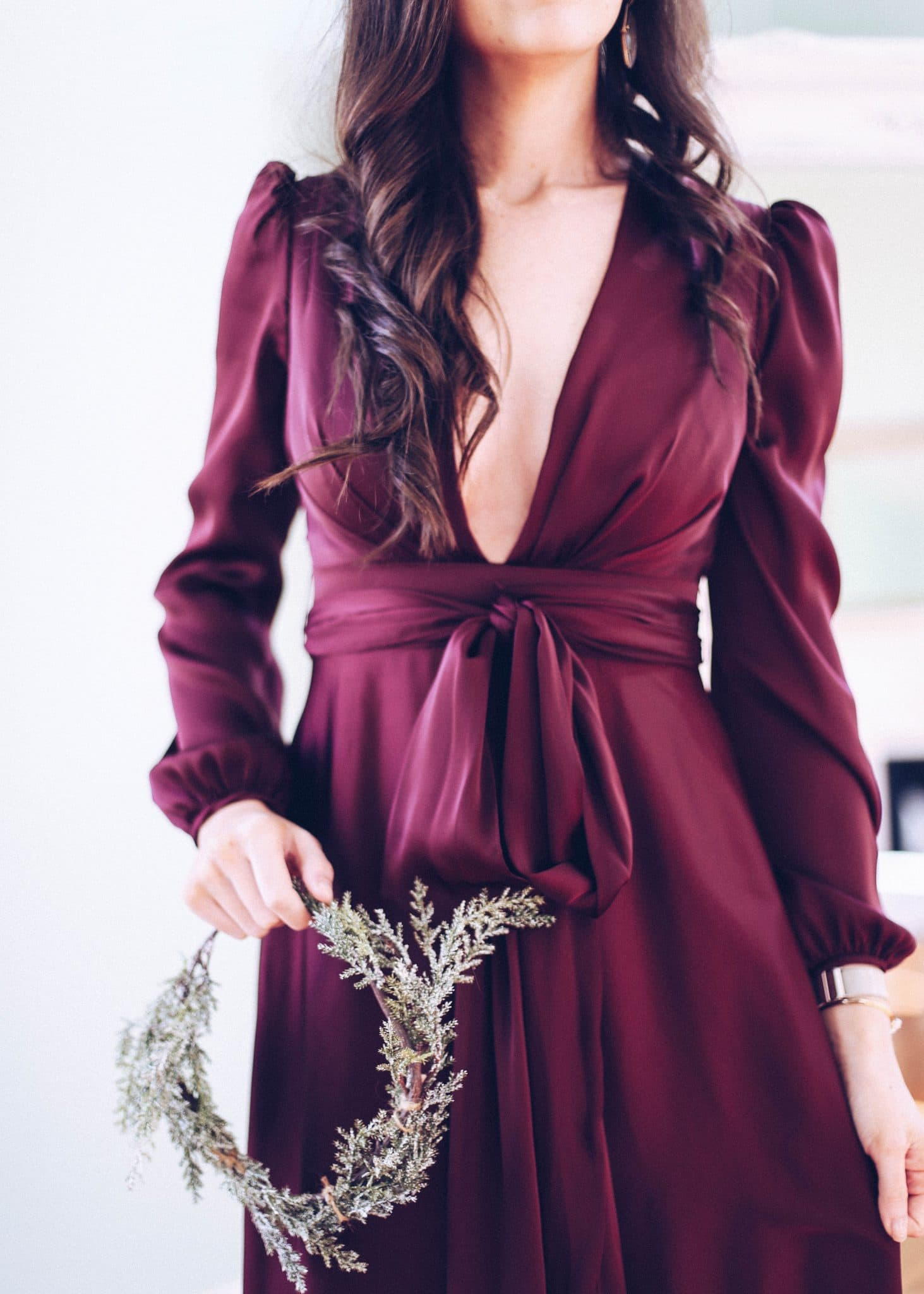 rent the runway oxblood gown, pretty in the pines blog, merrimon wynne house, raleigh nc wedding venue, holiday giveaways, nc blogger, north carolina fashion lifestyle blog, raleigh blogger, christmas giveaways,