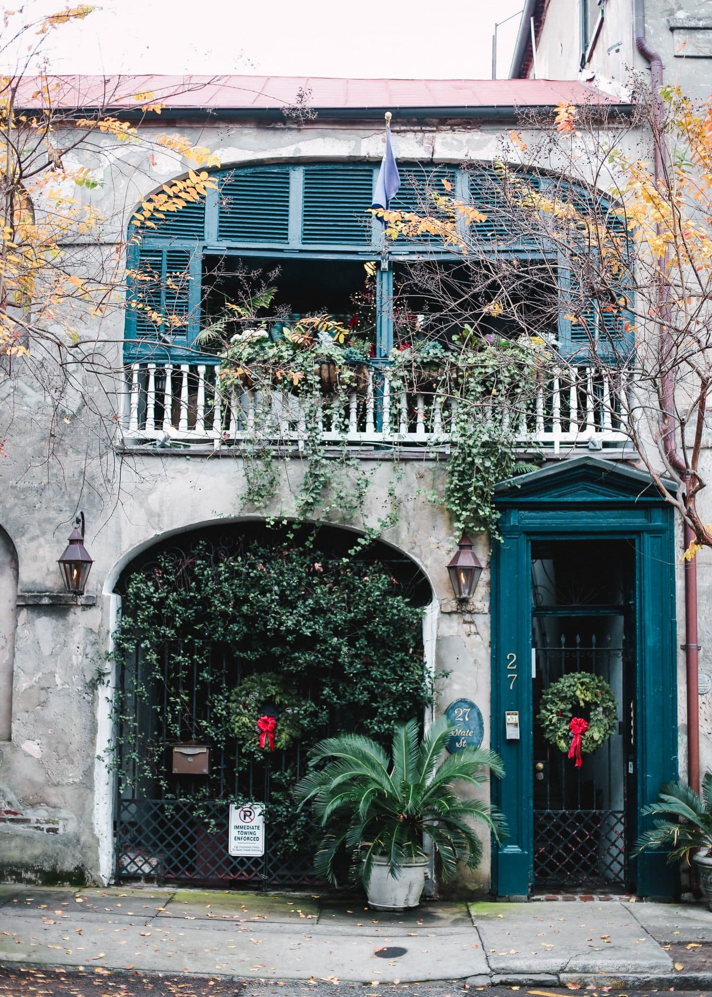 A Winter Getaway to Charleston