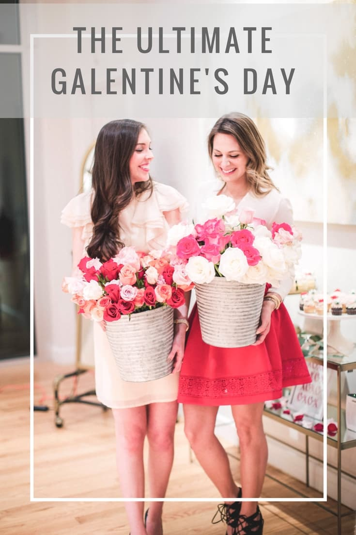 How to Throw the Perfect Galentine's Day Party, Pretty in the Pines Blog