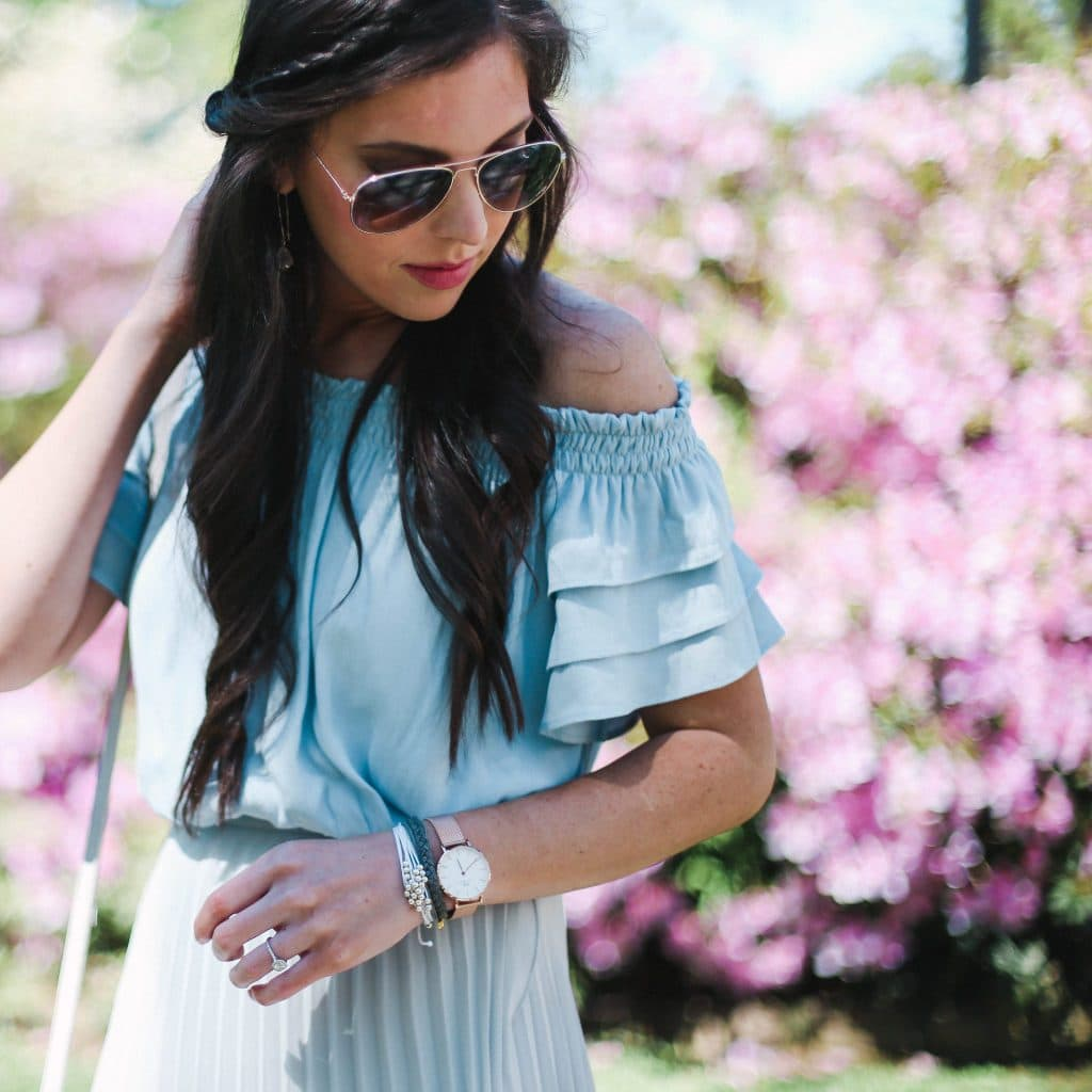 The Only Skirt You'll Need This Spring