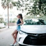 Toyota Influencer, Car Photography Style, Pretty in the Pines, Charleston