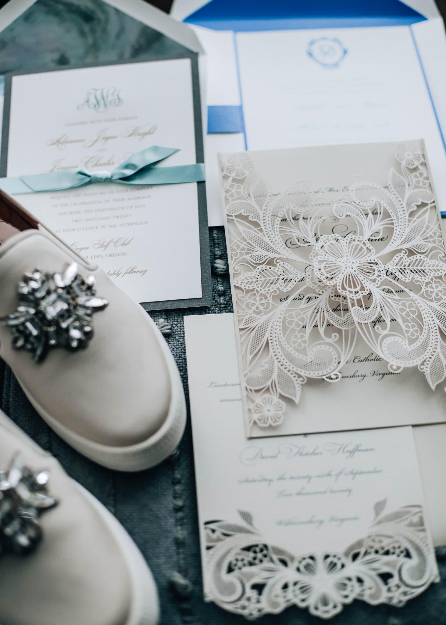 A Box of Wedding Essentials
