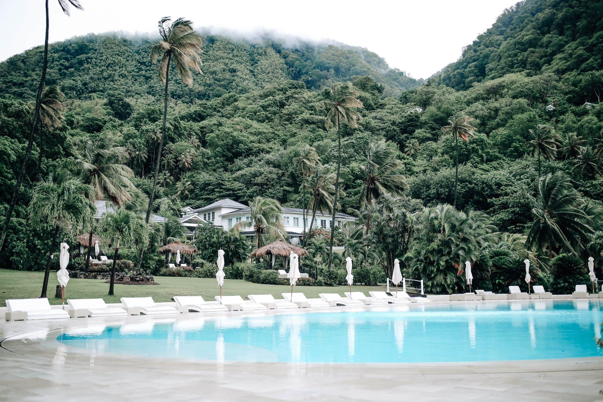sugar beach viceroy st lucia honeymoon blog
