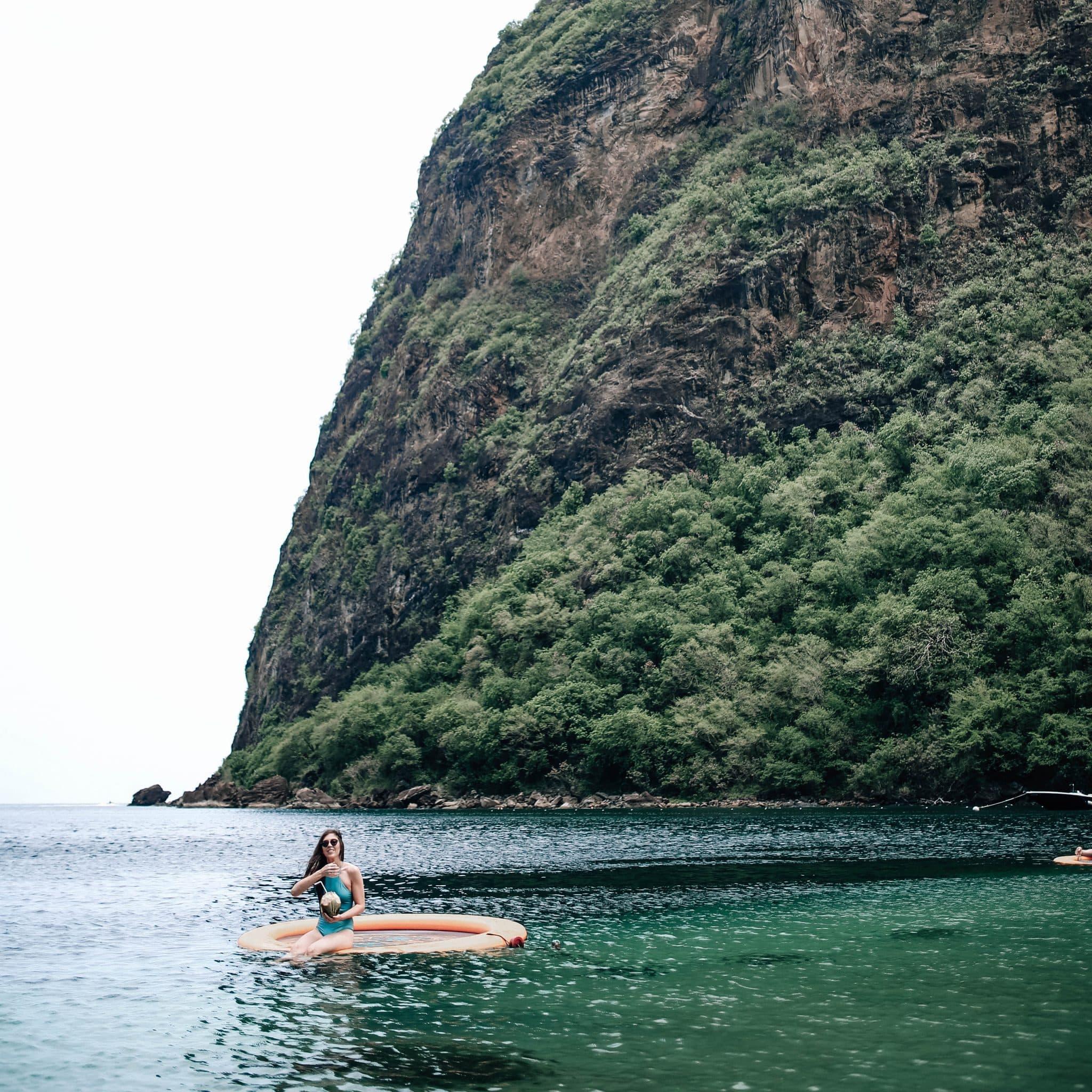 St. Lucia Honeymoon At Sugar Beach