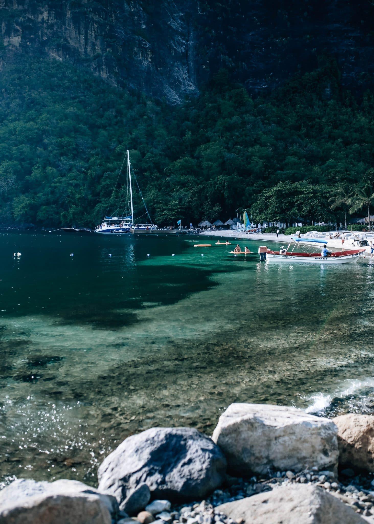 St. Lucia Sugar Beach Viceroy Honeymoon