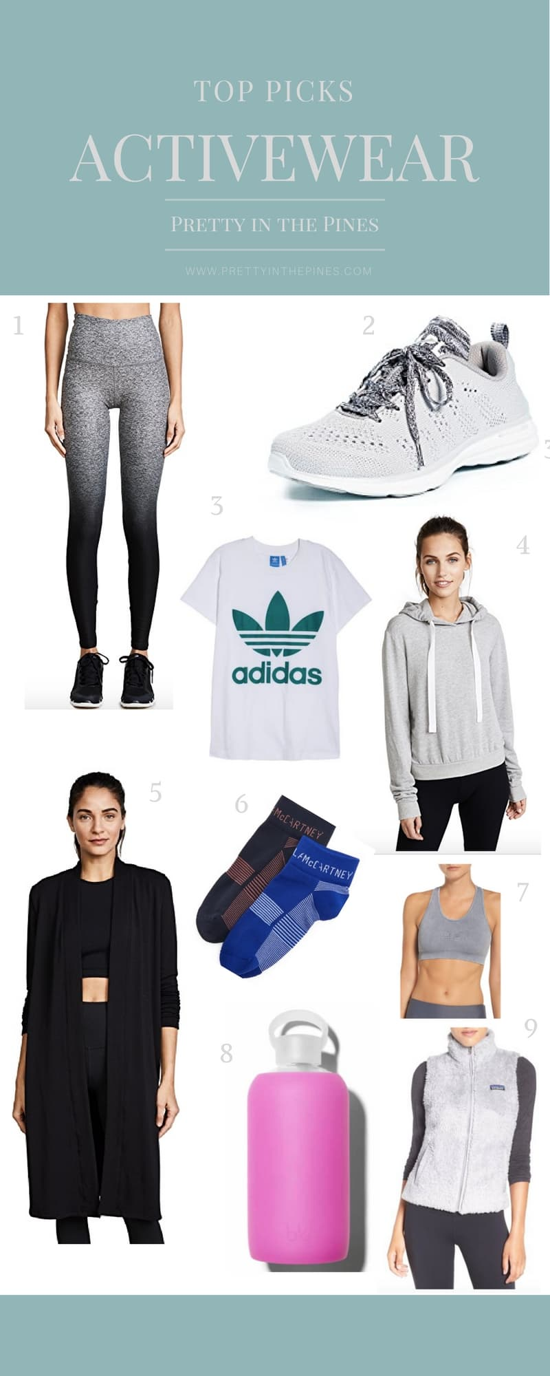 98642a9a9010a9 Activewear Wish List - Pretty in the Pines, North Carolina Lifestyle ...