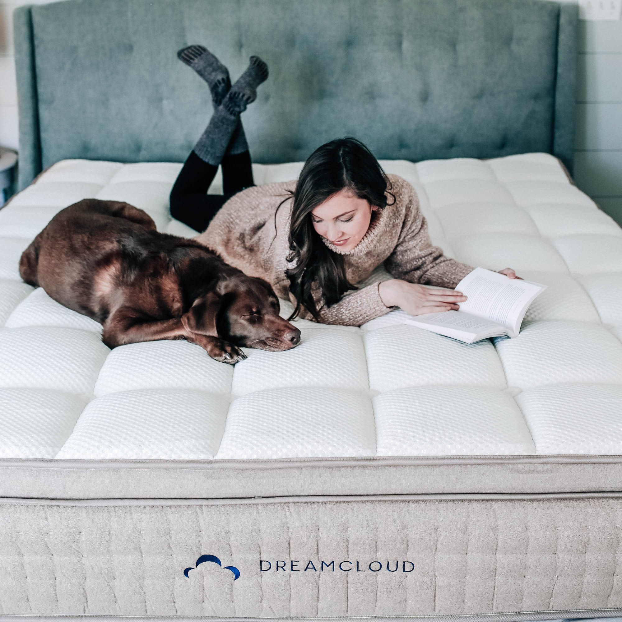 Dreamcloud Mattress Review Pretty In The Pines Blog