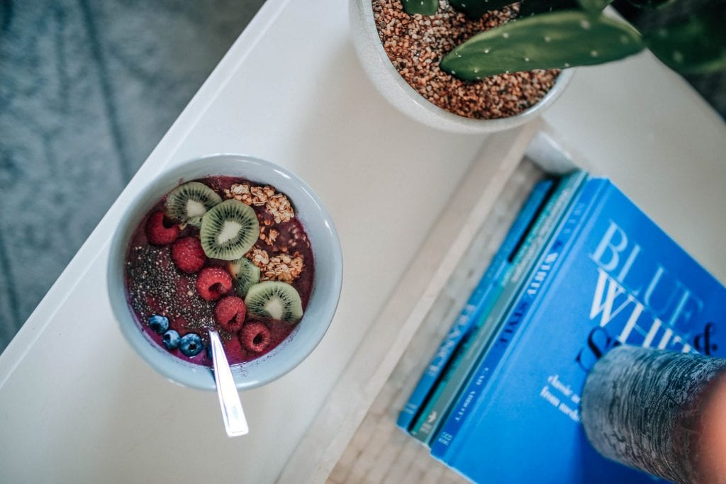 Pocket Tees and Smoothie Bowl Recipes
