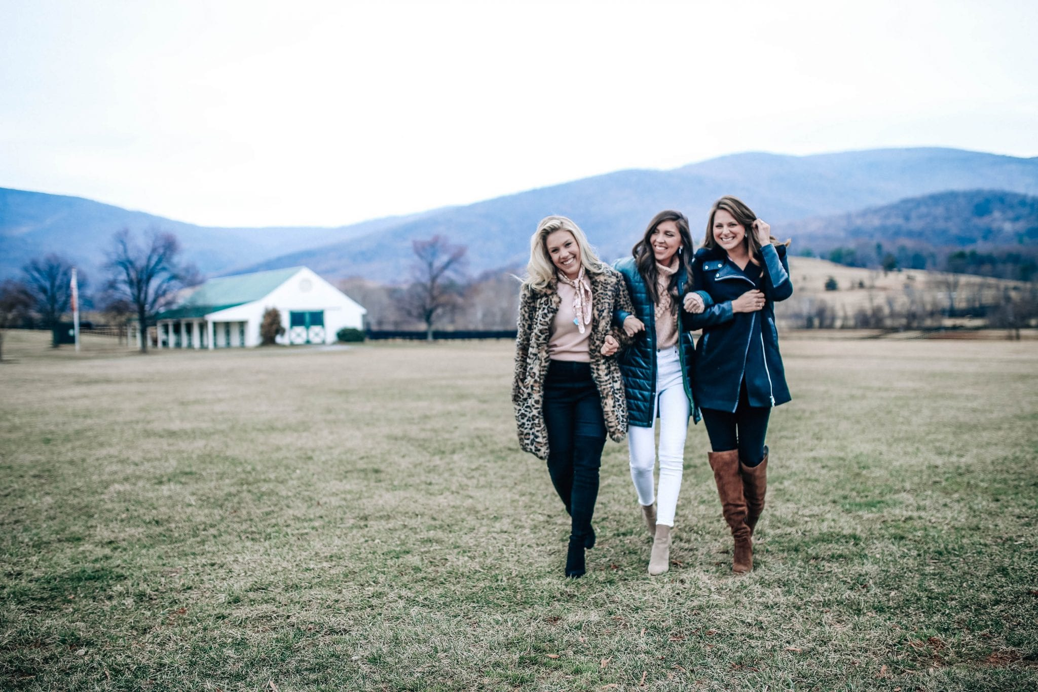 A Girls Trip to Charlottesville, VA