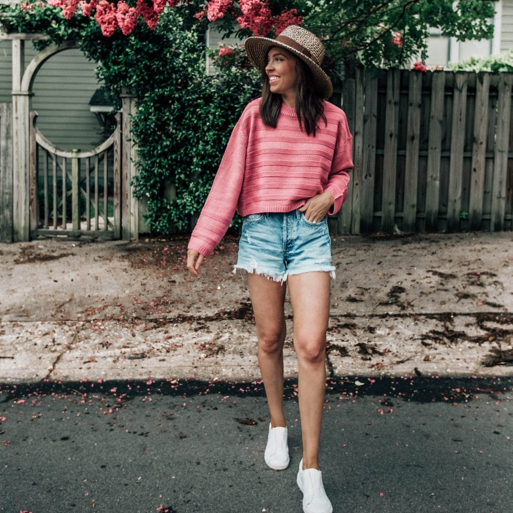 The Best Denim Shorts Brand I've Tried