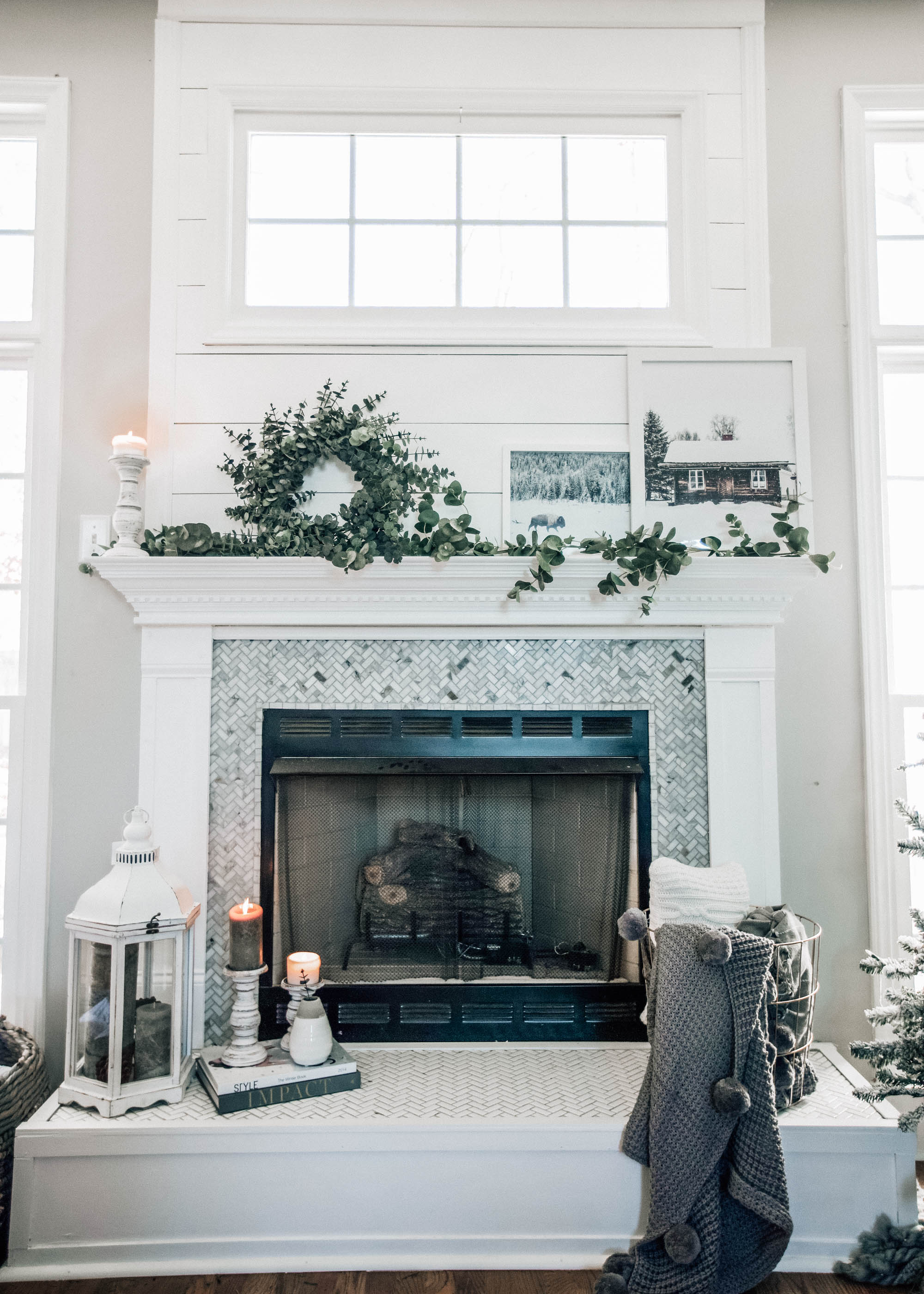 Tips For Decorating After Christmas Pretty In The Pines North