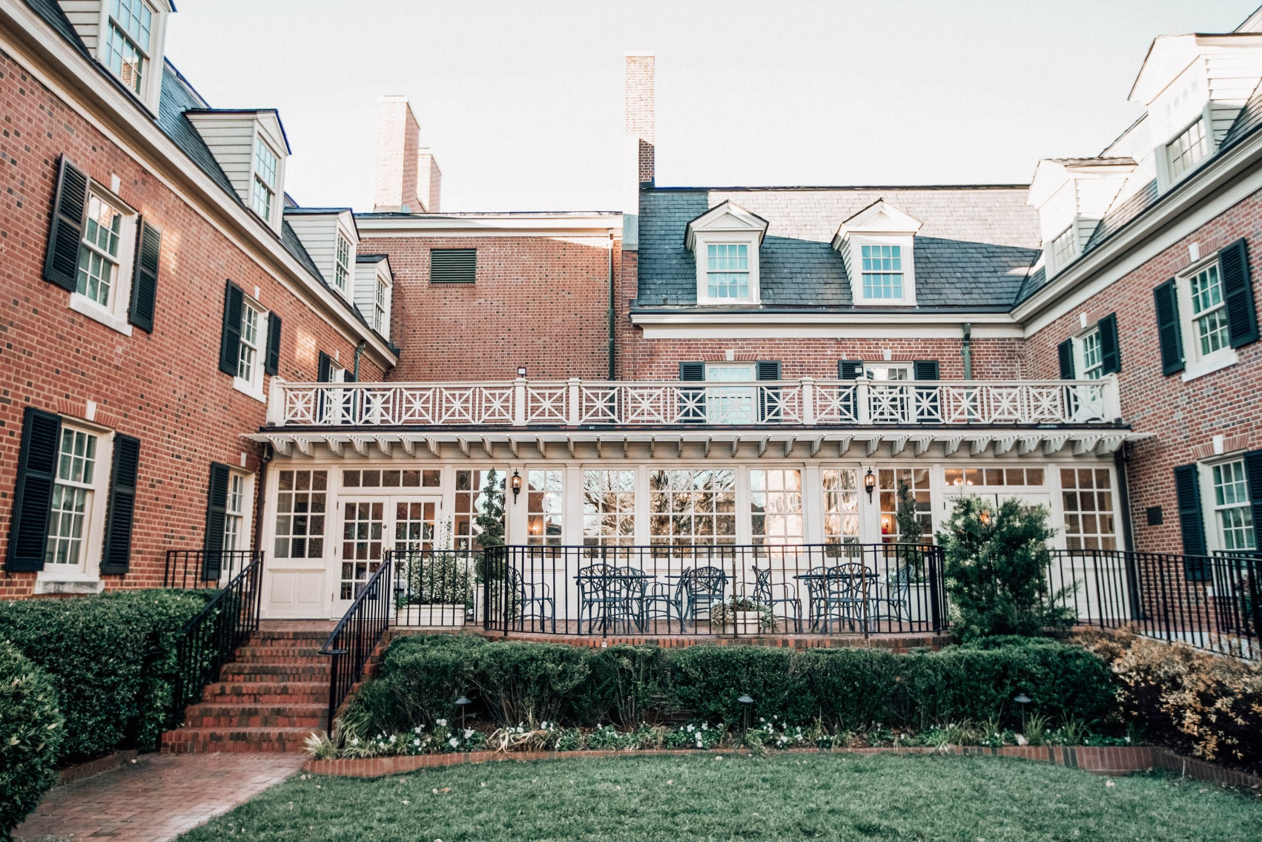 The Carolina Inn Staycation