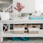 organize baskets