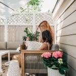 outdoor deck patio