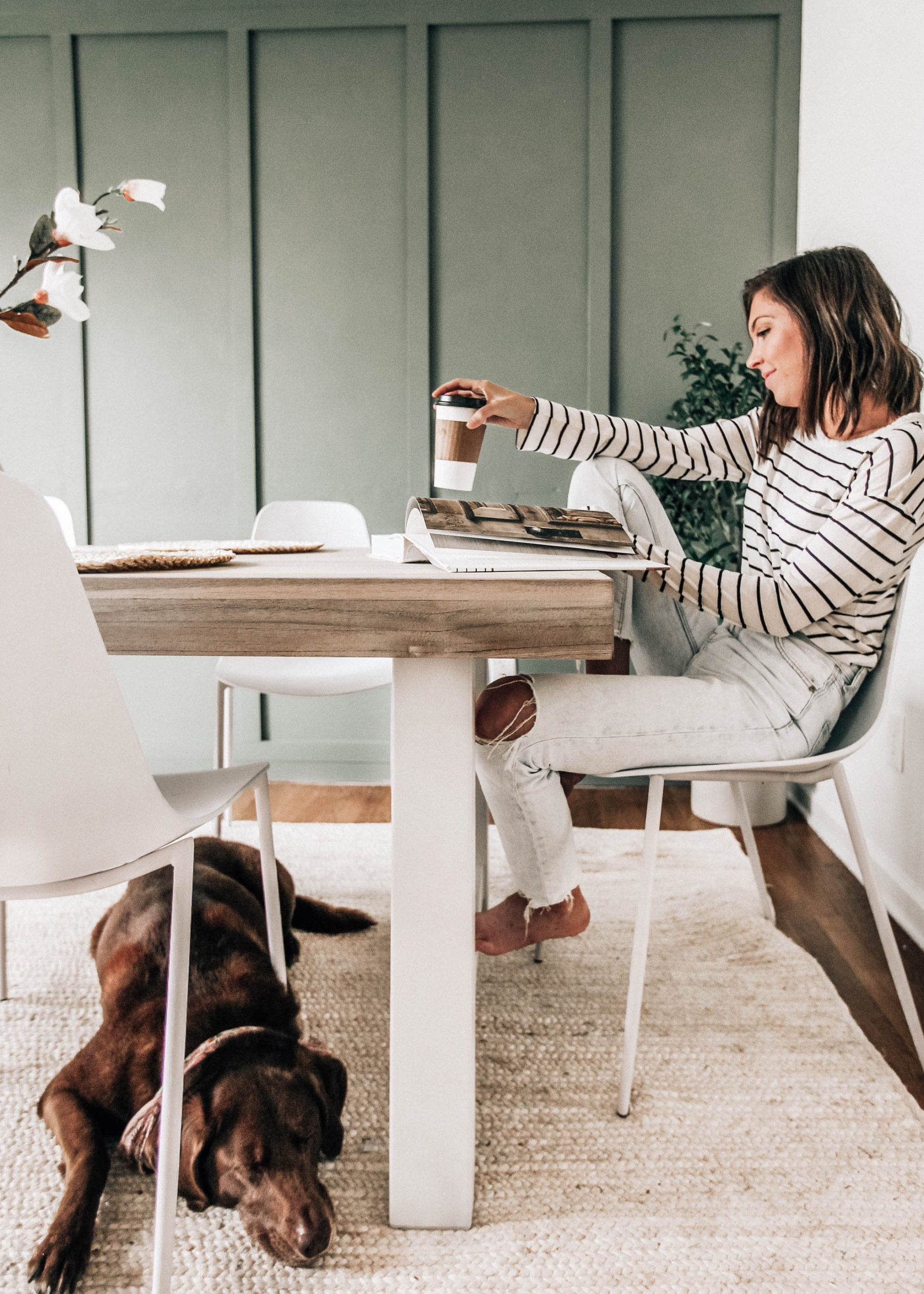 Searching for the Perfect Dining Table – Article Tavola Table Review