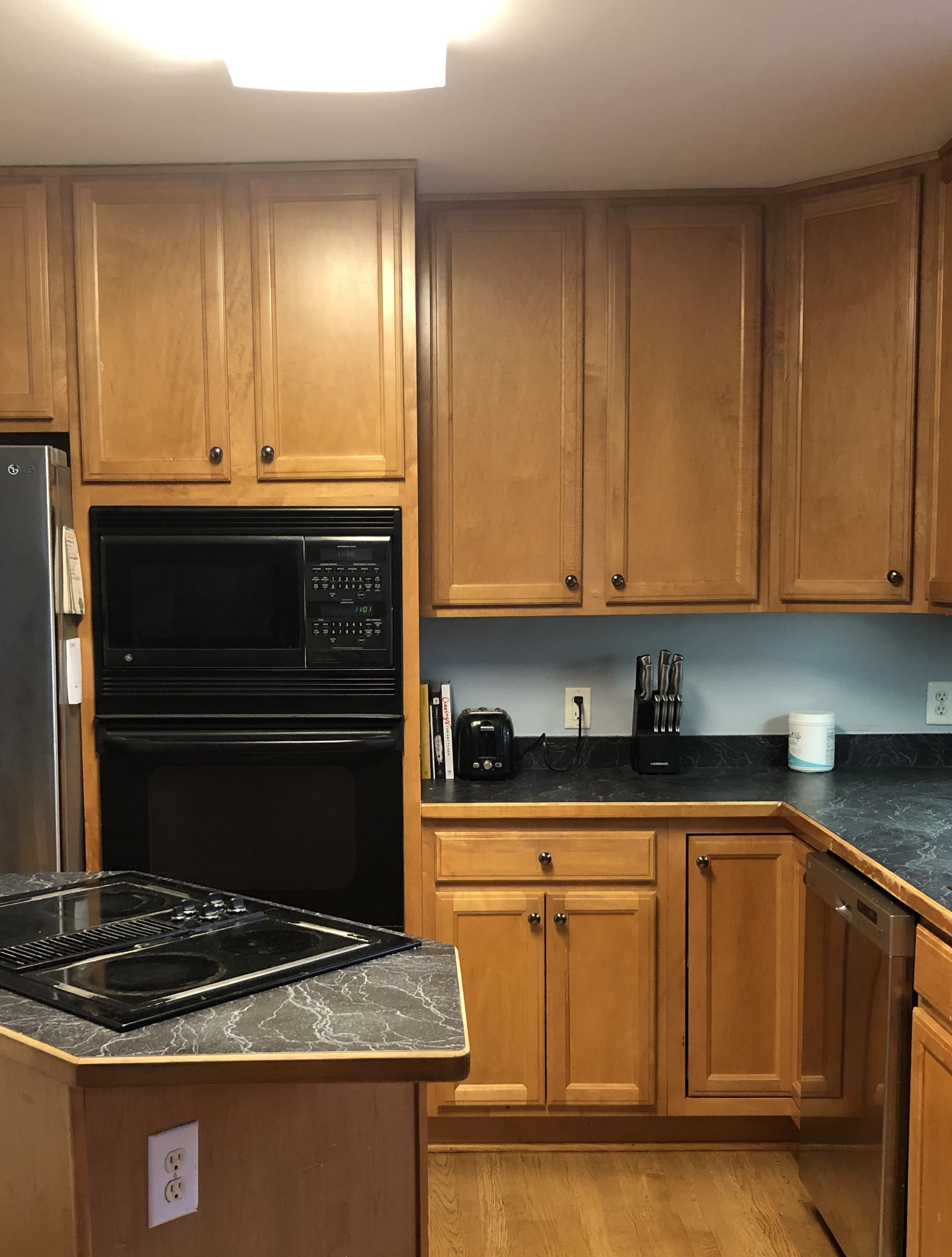 Painting Kitchen Cabinets Yourself Pretty In The Pines