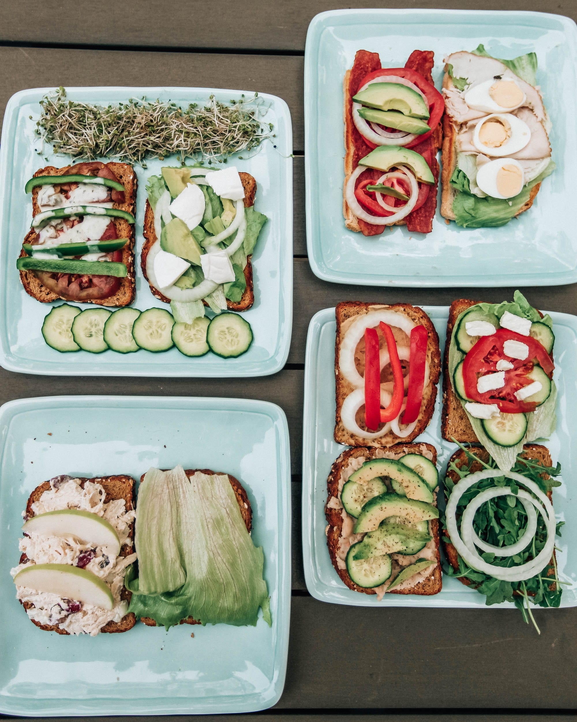 5 Healthy Sandwiches To Try