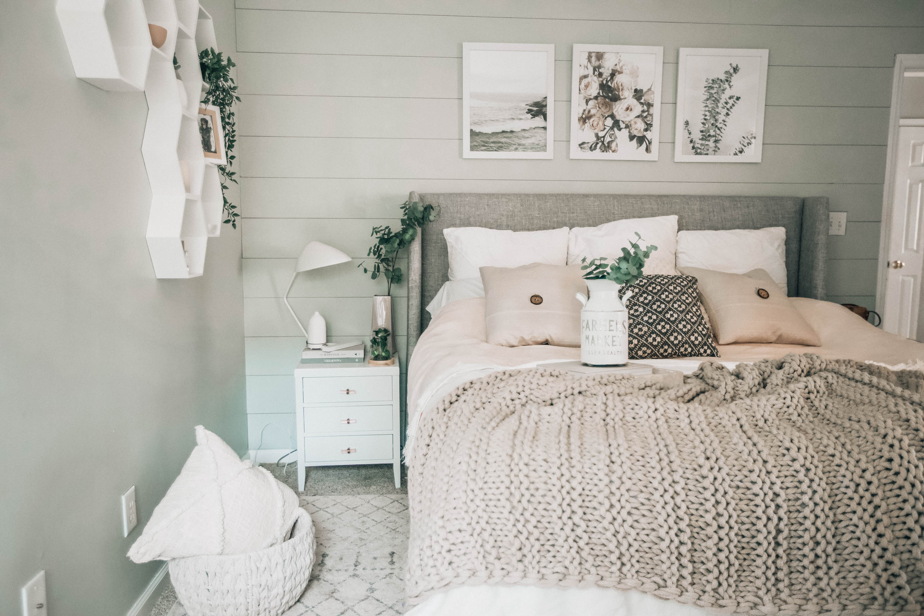 Neutral Throw Pillows on a Budget