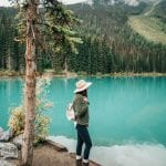 banff in september emerald lake