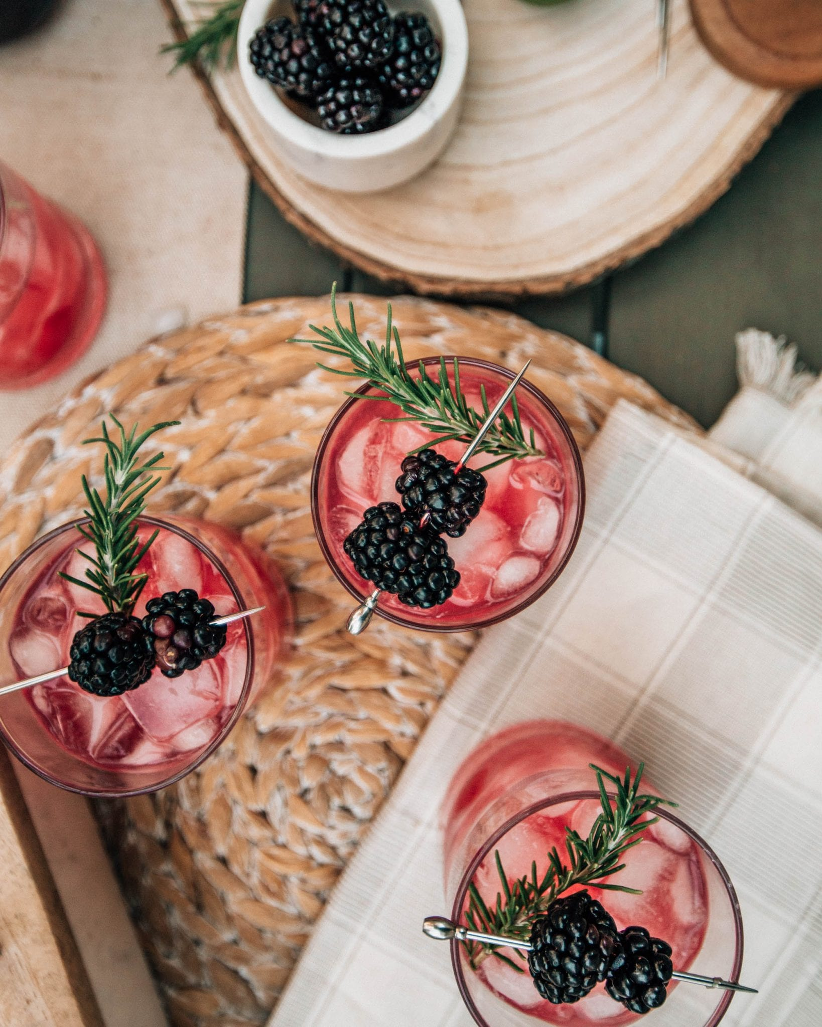 A Fresh Holiday Cocktail Recipe