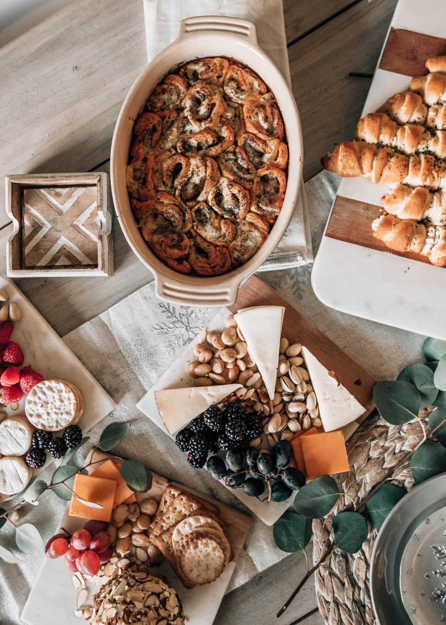 4 Last Minute Holiday Appetizers