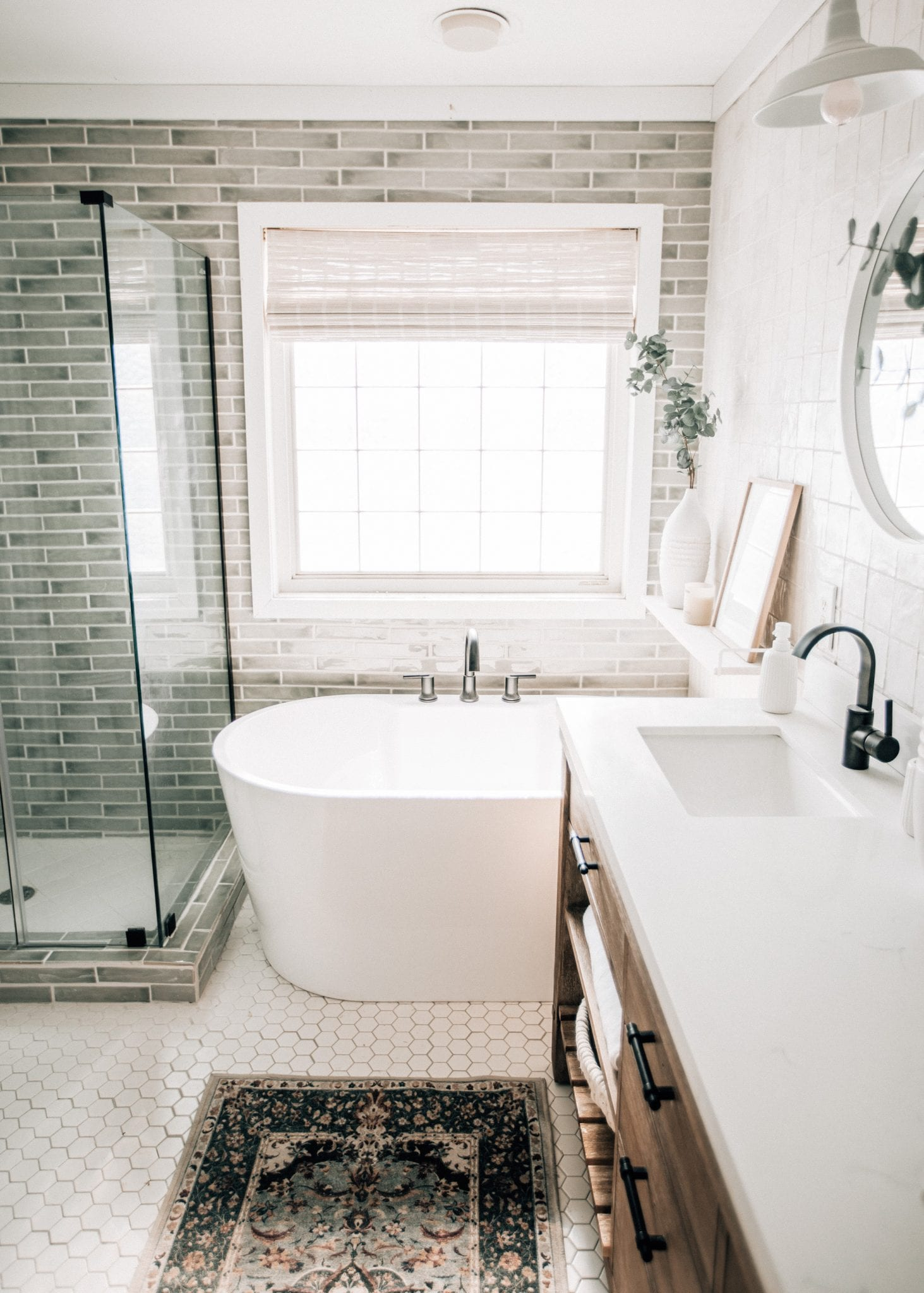 Our Master Bathroom Makeover